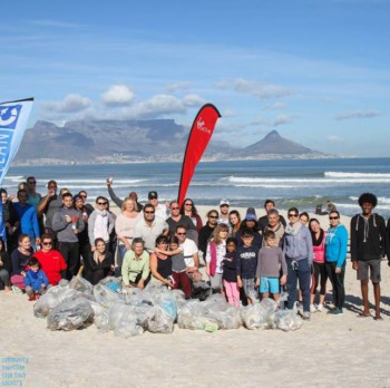 Virgin Active SA Silent Yoga & Beach Clean-up